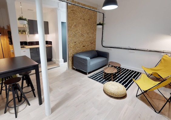 Office for rent PARIS 75010 - L'Atelier d'Enghien