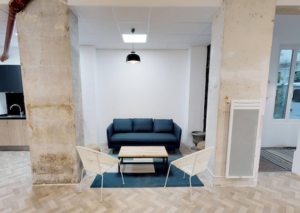 Event space for rent PARIS 75003 - The Cour Montmorency fund