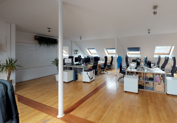 Office for rent PARIS 75003 - Les toits de Beaubourg