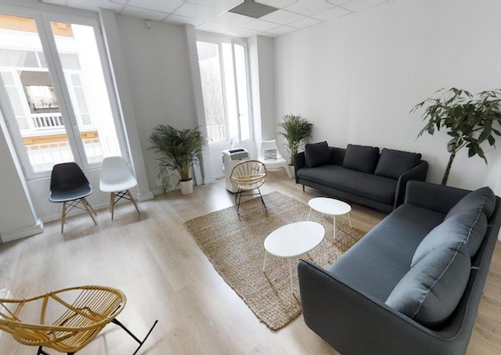 Office for rent PARIS 75010 - Office du Beaubourg