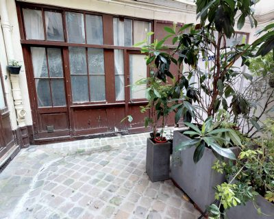 Event space for rent PARIS 75003 - The Montmorency courtyard fund - Cour 1
