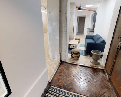 Event space for rent PARIS 75003 - The Cour Montmorency fund - Entrance