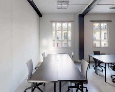 Office for rent PARIS 75017 - L'atelier Legendre - Open Space 7