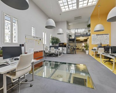Office for rent PARIS 75010 - L'atelier de la Scala - Open Space 4
