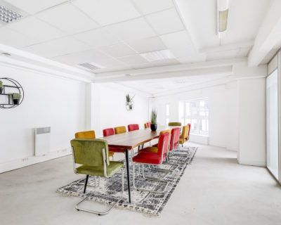 Office for rent PARIS 75012 - Hotel du viaduc - Meeting space 1