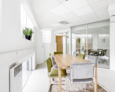 Office for rent PARIS 75012 - L'Hôtel du viaduc - Meeting space 4