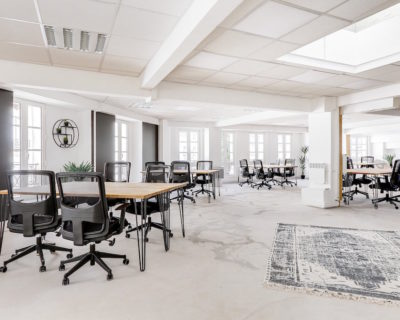 Office for rent PARIS 75012 - L'Hôtel du viaduc - Open Space 7