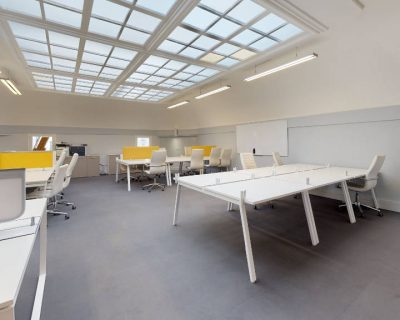 Office for rent PARIS 75010 - L'atelier de la Scala - Open Space 12