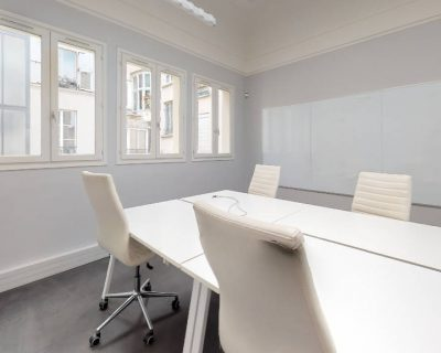 Office for rent PARIS 75010 - L'atelier de la Scala - Meeting Room 4