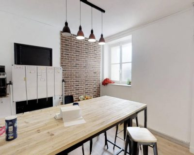 Office for rent PARIS 75010 - Hauteville Office - kitchen 2