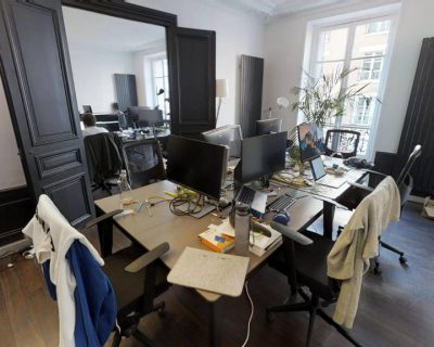 Office for rent PARIS 75010 - Hauteville Office - Open Space 3