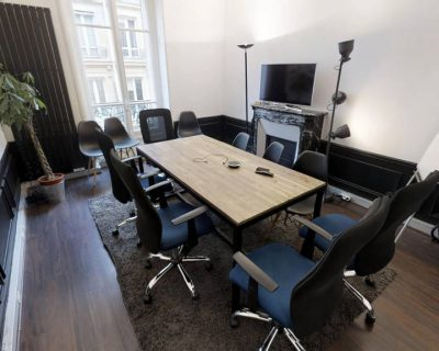 Office for rent PARIS 75010 - Hauteville Office - Meeting room 2
