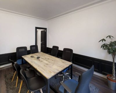 Office for rent PARIS 75010 - Hauteville Office - Meeting room 5
