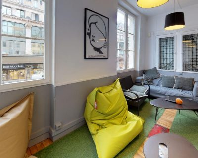 Office for rent PARIS 75002 - Le Plateau Montorgueil - Relaxation area 2