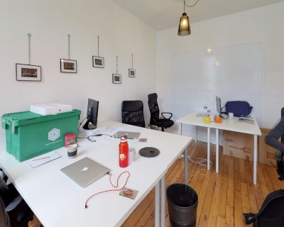 Office for rent PARIS 75002 - Le Plateau Montorgueil - Open Space 10