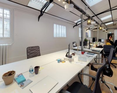 Office for rent PARIS 75002 - Le Plateau Montorgueil - Open Space 3