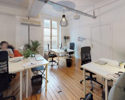 Office for rent PARIS 75002 - Le Plateau Montorgueil - Open Space 4