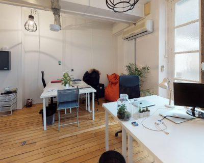 Office for rent PARIS 75002 - Le Plateau Montorgueil - Open Space 5