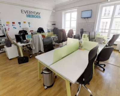 Office for rent PARIS 75002 - L'Appart 'des Victoires - Open Space 10