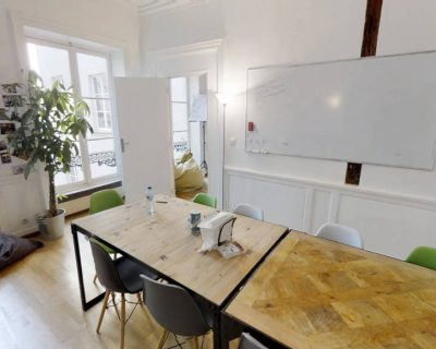 Office for rent PARIS 75002 - L'Appart 'des Victoires - Meeting room 7