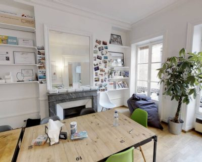 Office for rent PARIS 75002 - L'Appart 'des Victoires - Meeting room 9