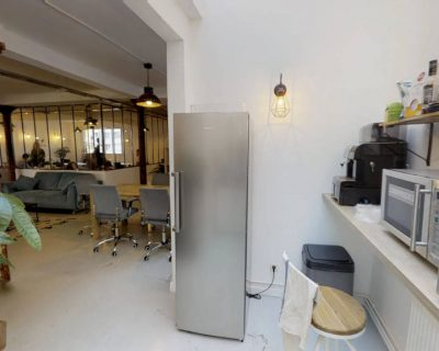 Office for rent PARIS 75010 - Indus' by Louis Blanc - Kitchen