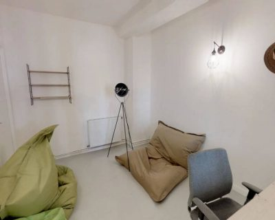 Office for rent PARIS 75010 - Indus' by Louis Blanc - relaxation 1