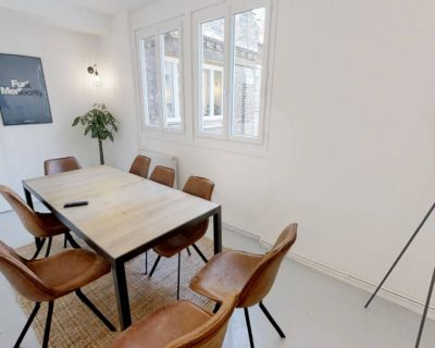 Office for rent PARIS 75010 - Indus' by Louis Blanc - Meeting Room 2