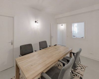 Office for rent PARIS 75010 - Indus' by Louis Blanc - Meeting Room 4