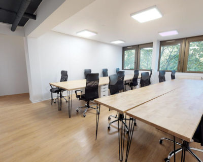 Office for rent PARIS 75010 - Le HQ du Colonel - Open Space 2