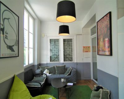 Office for rent PARIS 75002 - Le Plateau Montorgueil - Relaxation area 4