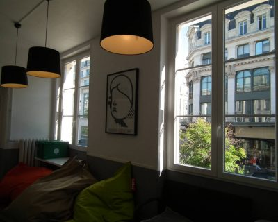 Office for rent PARIS 75002 - Le Plateau Montorgueil - Relaxation area 5