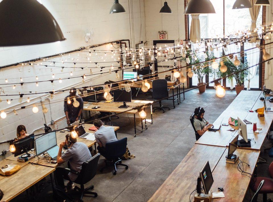Différences entre le Flex office et le Co-working