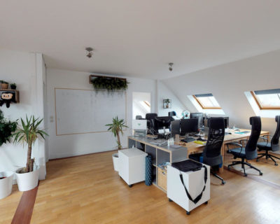 Office for rent PARIS 75003 - Les toits de Beaubourg - Open Space 2