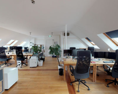 Office for rent PARIS 75003 - Les toits de Beaubourg - Open Space 3