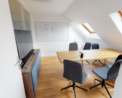 Office for rent PARIS 75003 - Beaubourg roofs - Meeting room