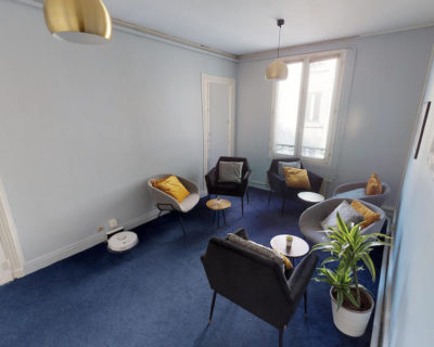 Office for rent PARIS 75010 Le Petit Martel Relaxation area