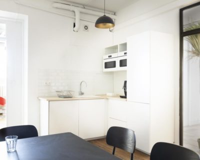 Office for rent PARIS 75002 -Le Plateau de Montorgueil - Kitchen