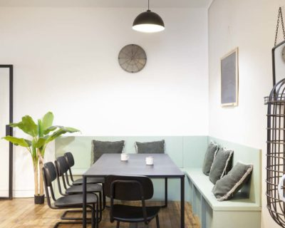 Office for rent PARIS 75002 - Le Plateau de Montorgueil - Dining room