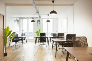 Office for rent PARIS 75002 -Le Plateau de Montorgueil - Open space 1