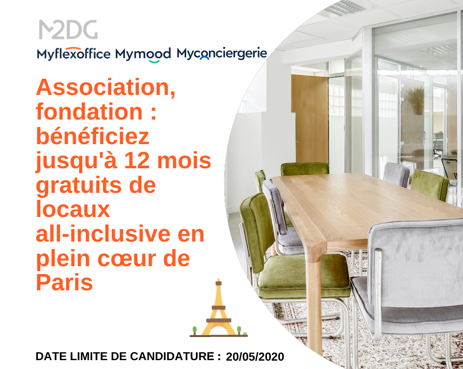 Action solidaire M2DG Myflexoffice